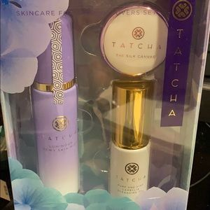 Tatcha ✲.Skin care for make up lover set ✲.